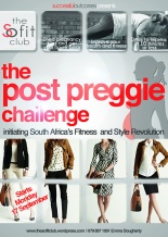The SO Fit Club Post-preggie Challenge