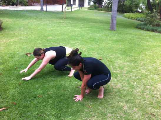 The SO Fit Club: TACFIT Monkey Jump