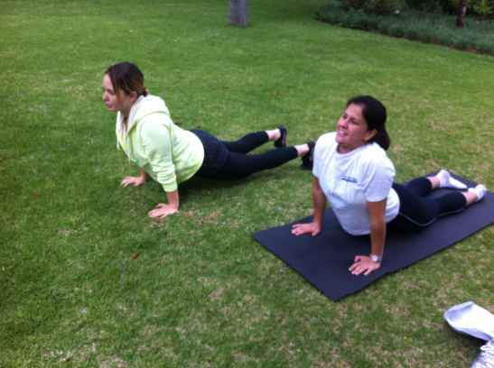 The SO Fit Club: Joint Mobility Warm Up